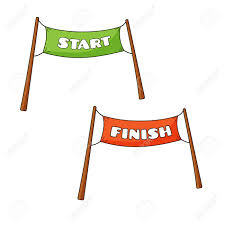 start:finish